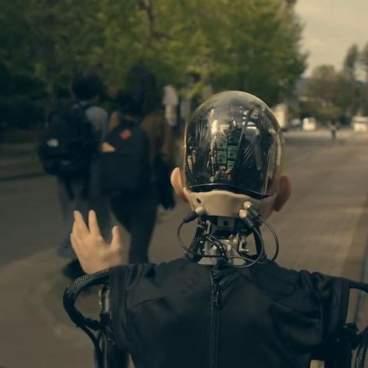 Aramıza karışacak: 'Çocuk robot Ibuki'