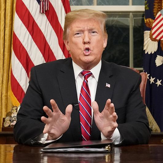 34 saniyede 'bir' yalan: Donald Trump