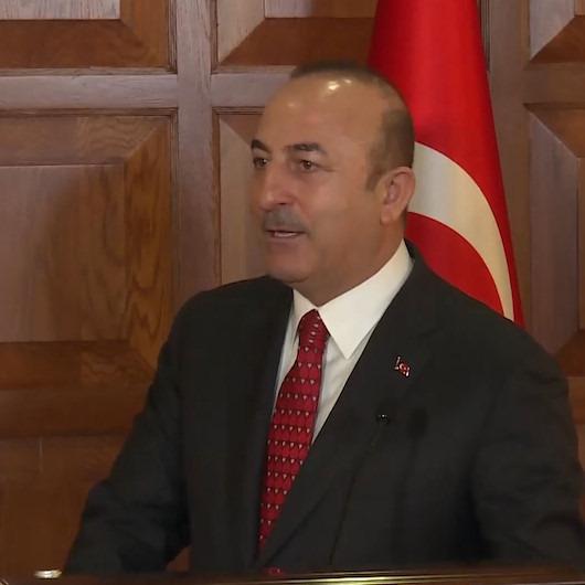 Çavuşoğlu: Eğer PKK'yı bu kadar seviyorsanız alıp ülkenize götürürsünüz