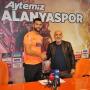 Aytemiz Alanyaspor'da transfer