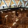 Yılın ilk turistleri Göbeklitepe'ye akın etti